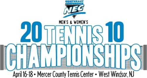 WOMEN'S TENNIS CONCLUDE 2009-10 SEASON AT NEC CHAMPIONSHIPS