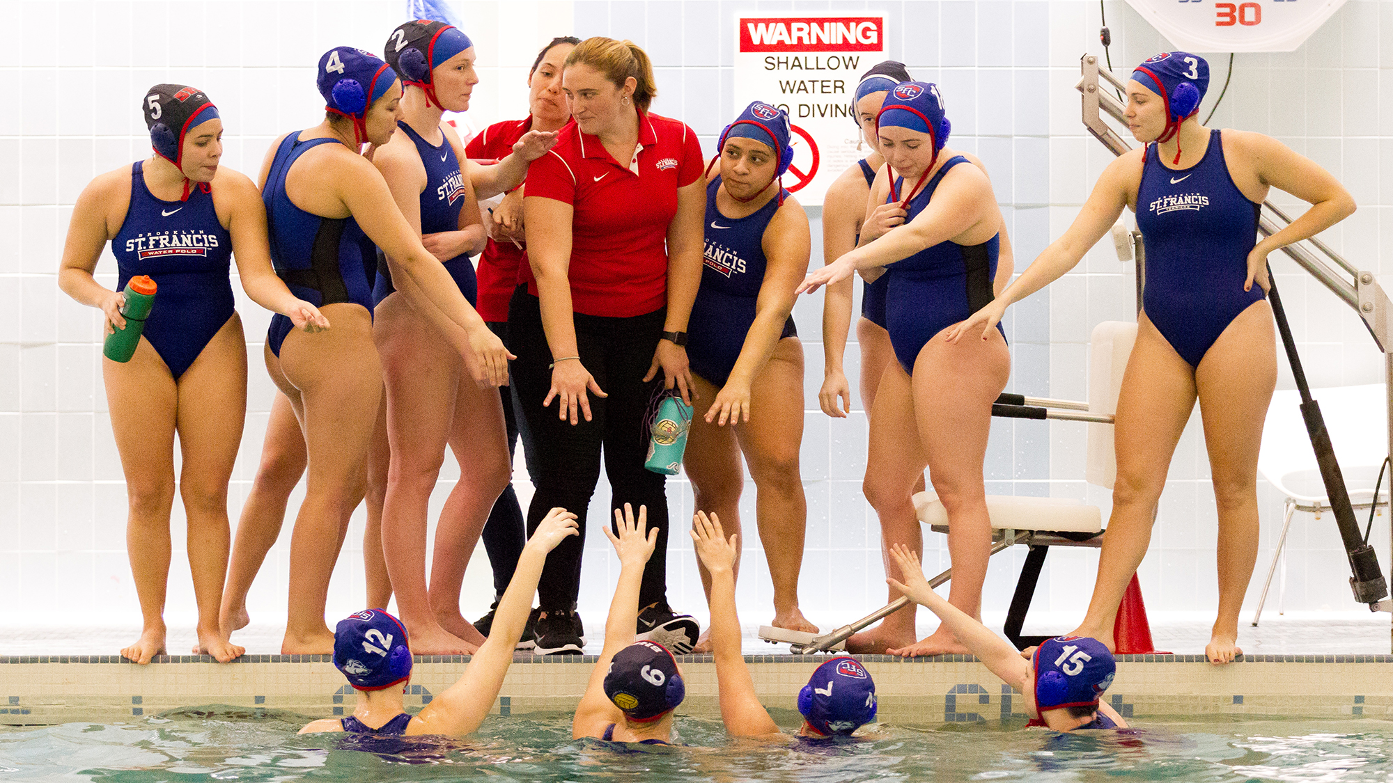 1fef920c9c1 Women's Water Polo Drops A Pair of Hard-Fought MAAC Contests On Saturday